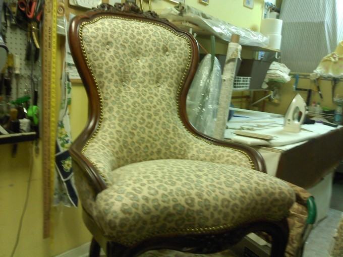 Antique Chair/after