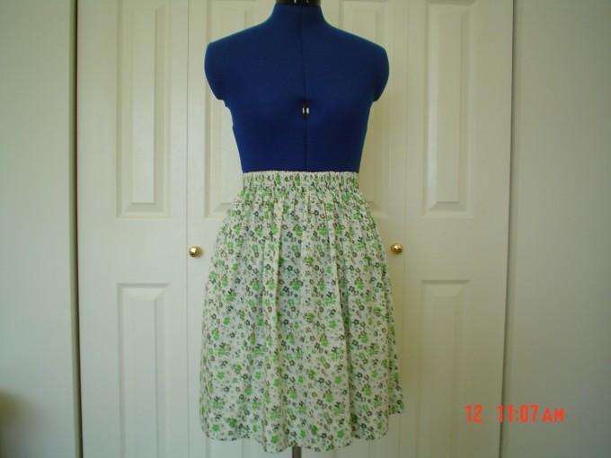 dirndle skirt