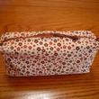 My makeup bag from Nehzat's pattern