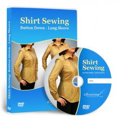 Shirt Sewing (Button Down - Long Sleeve)