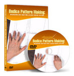 Bodice Block Pattern-making Video Lessons on DVD