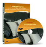 Cushion Cover Sewing Video Lessons on DVD