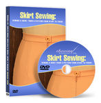Skirt Sewing from a Pattern Video Lessons on DVD