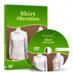 Shirt Alteration - Video Lesson on DVD