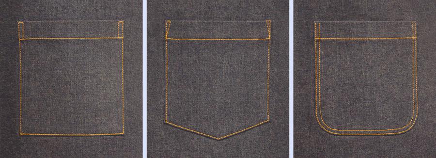 Patch Pocket Sewing - Online Videos | eSewingWorkshop.com